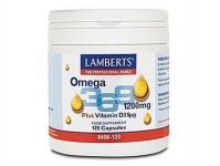 Lamberts Omega 3,6,9 120Caps