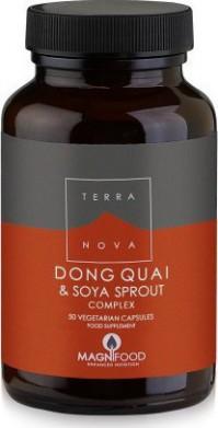 Terranova Dong Quai Soya Sprout Complex 50Caps