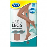 Scholl Light Legs 20DEN (Beige) Large