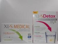 Livy Pack για εγγυημένο αδυνάτισμα (XLS Medical 180 δισκία & XLS Detox 8 φακελλίσκοι)