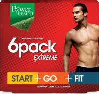 Power Health 6Pack Extreme 90 Δισκία