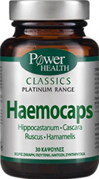 Power Health Haemocaps 30 Caps