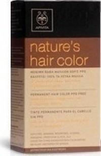 Apivita Nature S Hair Color N8,7 Ξανθο Ανοιχτο Μπεζ