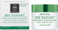 Apivita Bee Radiant Κρέμα Αντιγήρανσης Και Λάμψης Με Ελαφριά Υφή 50Ml