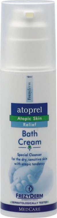 Frezyderm Atoprel Bath Cream 150Ml