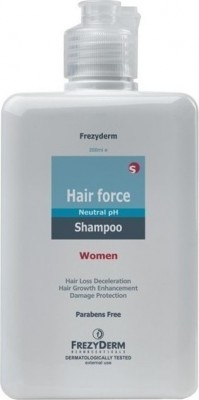 Frezyderm Hair Force Shampoo Women 200Ml