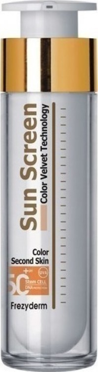 Frezyderm Sun Screen Velvet Color Face Spf50+ 50Ml