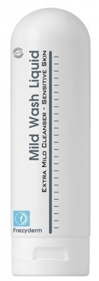 Frezyderm Mild Wash Liquid 200 Ml