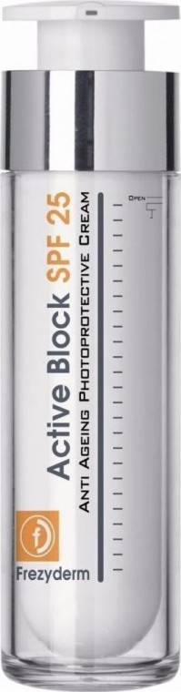 Frezyderm Active Block Spf25 Cream 50Ml