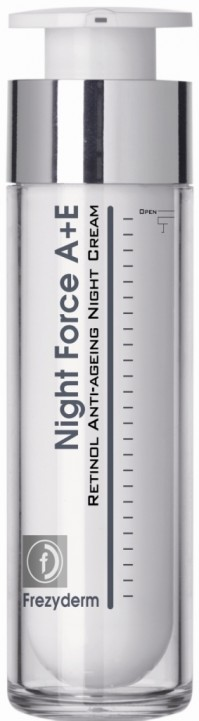 Frezyderm Night Force Anti-Ageing A+E Cream 50Ml
