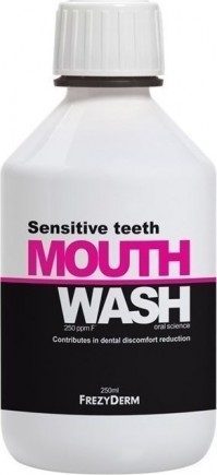 Frezyderm Mouthwash Senitive Teeth 250Ml