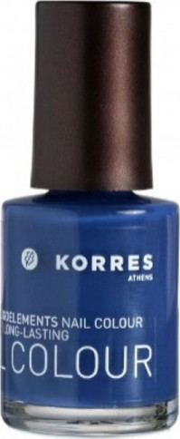 Korres Nail Colour Blueberry 89