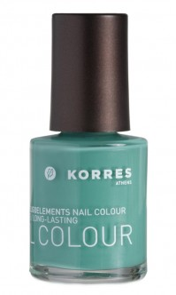 Korres Nail Colour Pale Green 90