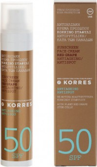 Korres Red Grape Spf50 Antispot 50Ml