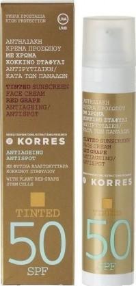 Korres Antispot Με Χρώμα SPF50 50ml