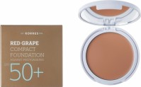 Korres Red Grape Compact Fond de Teint Light Shade Spf50+