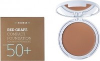 Korres Red Grape Compact Fond de Teint Medium Shade Spf50+