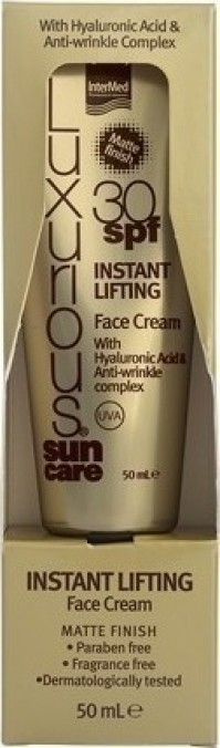 Intermed Luxurius Instant Lifting SPF30 50ml