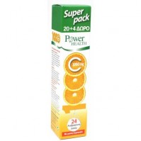 Power Health Vitamin C 1000Mg 24 Effervescent tabs
