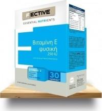 F Ective Vitamin E 250 IU 30 Lipidcaps
