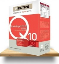 F Ective Co Q10 100mg 30 Lipidcaps