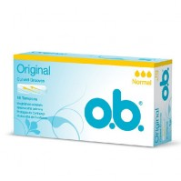O.B. Original Normal 16 Tampons