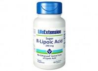 Life Extension Super R-Lipoic Acid 240Mg 60 Vegicaps