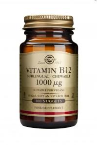 Solgar Vitamin B12 1000Mcg Nuggets 100S