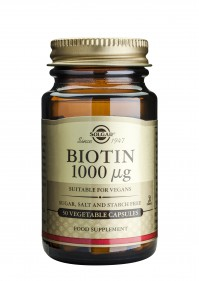 Solgar Biotin 1000Mcg 50 Veg.Caps