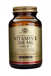Solgar Vitamin E Natural 400Iu 100 Softgels