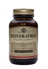 Solgar Resveratrol 100MG 60Veg.Caps