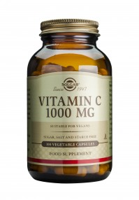 Solgar Vitamin C 1000Mg 100 Veg.Caps