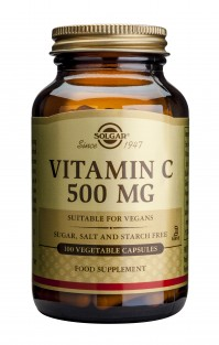 Solgar Vitamin C 500Mg 100 Veg.Caps