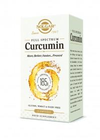 Solgar Curcumin Full Spectrum 30 Softgels