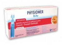 Physiomer Παιδικές Αμπούλες Μιας Χρήσης 30X5Ml