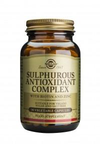 Solgar Sulphurous Antioxidant Complex Veg.Caps 90S