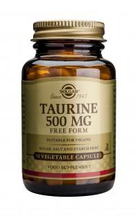 Solgar Taurine 500Mg Veg.Caps 50S
