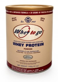 Solgar Whey To Go Protein 1162Gr Σοκολάτα