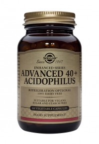 Solgar Advanced 40+ Acidophilus Veg.Caps 60S