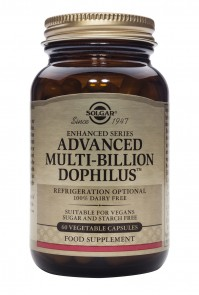 Solgar Advanced Multi-Billion Dophilus Veg.Caps 60S