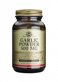 Solgar Garlic Powder 500Mg Veg.Caps 90S