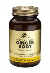 Solgar Ginger Root Veg.Caps 100S