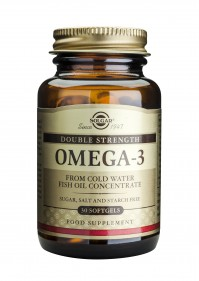 Solgar Omega-3 Double Strength 700Mg Softgels 30S
