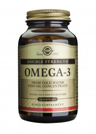 Solgar Omega-3 Double Strength 700Mg Softgels 60S