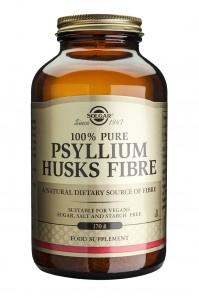 Solgar Psyllium Husks Fibre 170Gr
