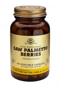 Solgar Saw Palmetto Berries Veg.Caps 100S
