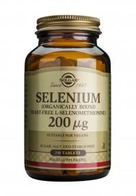 Solgar Selenium 200Mcg Tabs 250S