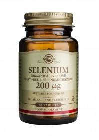 Solgar Selenium 200Mcg Tabs 50S