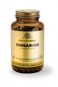 Solgar Cinnamon Veg.Caps 100S