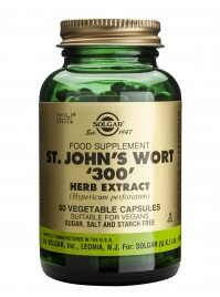Solgar St.John's Wort Herb Extract 300Mg Veg.Caps 50S